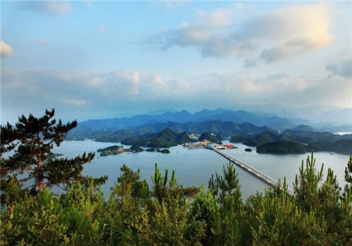 上海出发杭州,千岛湖好运岛二日游