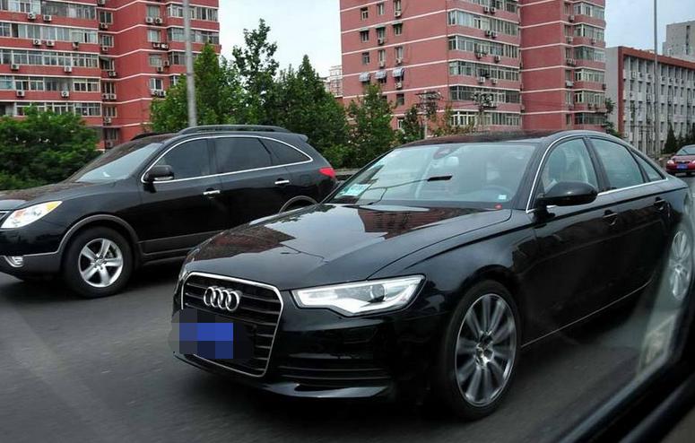 南京婚车租赁5座奥迪A6